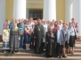 Группа паломников из Мозыря посетила святыни Гомеля